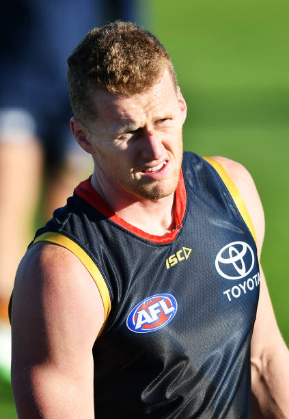 AUS: Adelaide Crows Training Session