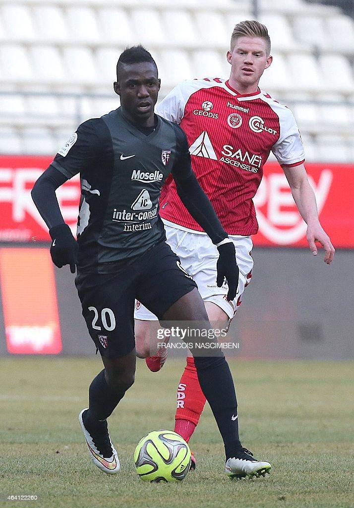 Stade de Reims v FC Metz - Ligue 1