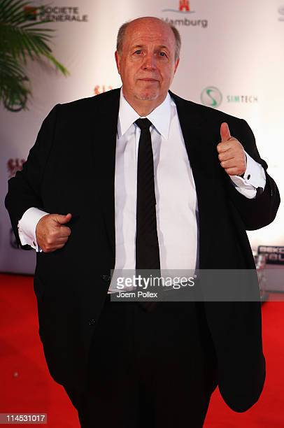 Reiner Calmund arrives for the Herbert Award 2011 Gala at the Elysee Hotel on May 23 2011 in Hamburg Germany