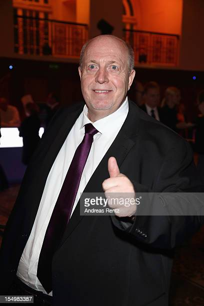 Reiner Calmund attends the 15th Busche Gala at Adlon Hotel on October 29 2012 in Berlin Germany