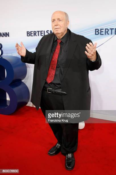 Reiner Calmund attends the 'Bertelsmann Summer Party' at Bertelsmann Repraesentanz on June 22 2017 in Berlin Germany