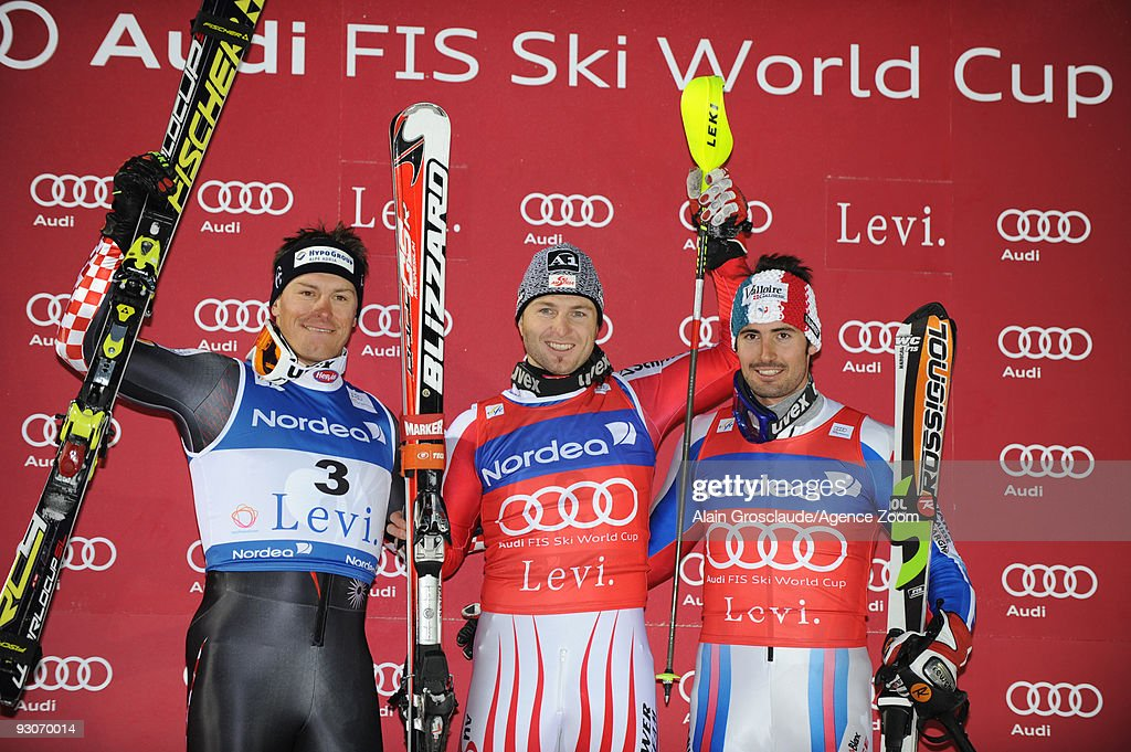 FIS World Cup - Men's Slalom in Levi