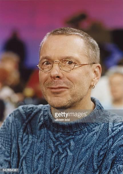 Reinhard Mey *Singer songwriter composer musician balladeerPortrait 1998