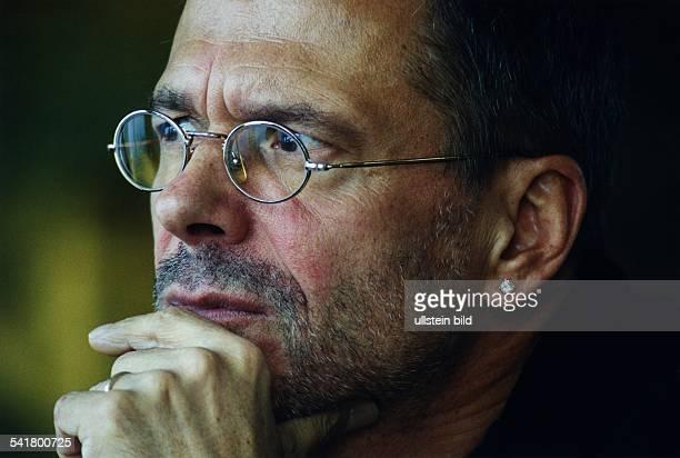 Reinhard Mey *Singer songwriter composer musician balladeerPortrait 1999