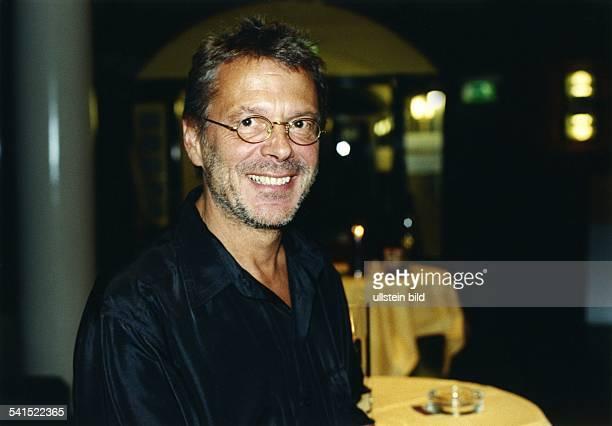 Reinhard Mey *Singer songwriter composer musician balladeerPortrait 2000