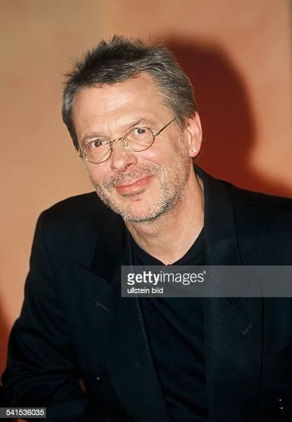 Reinhard Mey *Singer songwriter composer musician balladeerPortrait 2002