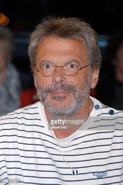 Reinhard Mey *Singer songwriter composer musician balladeerPortrait 2005