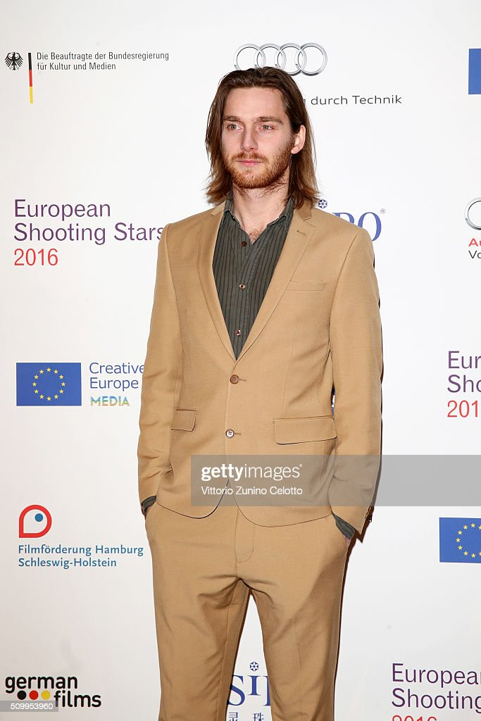 Reinout Scholten van Aschat attends the Shooting Stars 2016 photo call in cooperation with L'Oreal during the 66th Berlinale International Film Festival Berlin at 25hours Hotel on February 13, 2016 in Berlin, Germany.