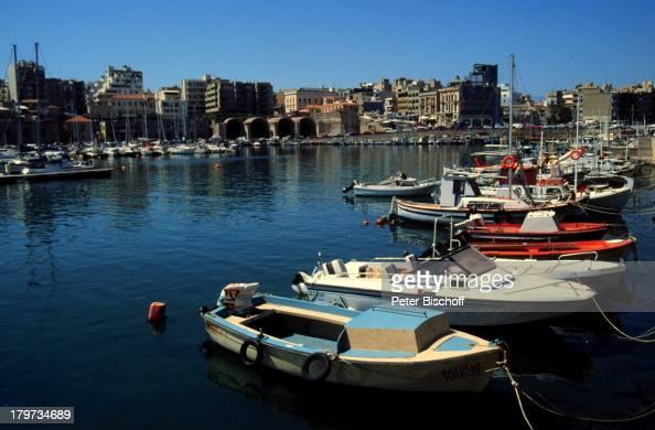 Reise Griechenland Europa Kreta Heraklion