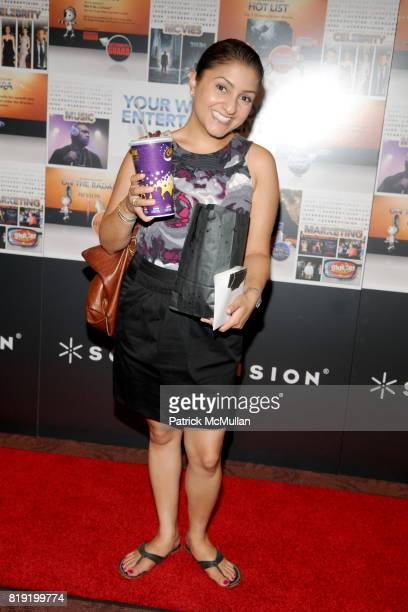 Rekha Yadav attends SCREENVISION Presents New Programming Partnerships and An Advance Screening of SALT at Chelsea Clearview Cinemas on July 22 2010...