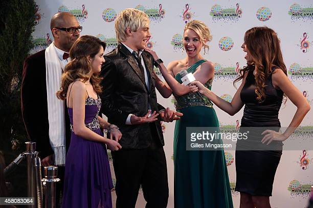 AUSTIN ALLY 'Relationships Red Carpets' Austin and Ally's relationship hits another road block when his music label forces him to hide their...