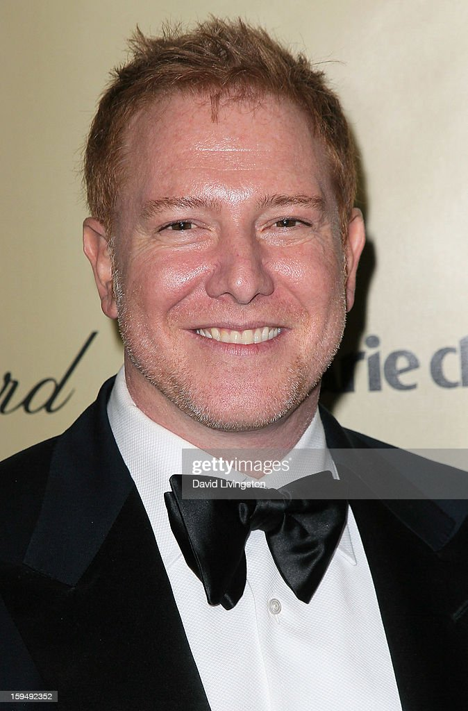 Relativity Media CEO Ryan Kavanaugh attends The Weinstein Company's 2013 Golden Globe Awards After Party at The Beverly Hilton hotel on January 13, 2013 in Beverly Hills, California.