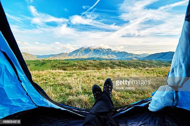 Entspannen Sie sich und Abenteuer