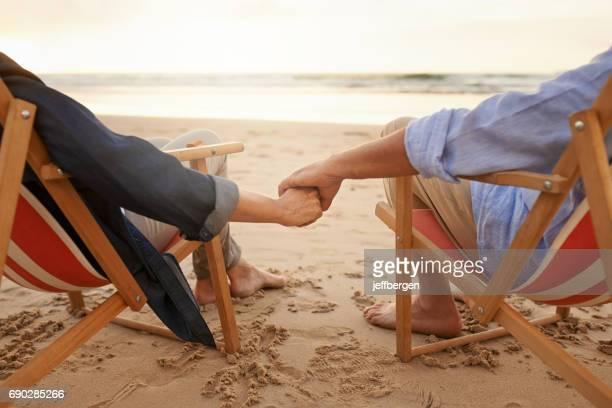 Entspannung ist noch besser, wenn es geteilt wird