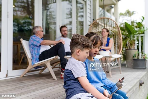 Entspannen Sie sich mit Ihrer Familie wie zu Hause fühlen.