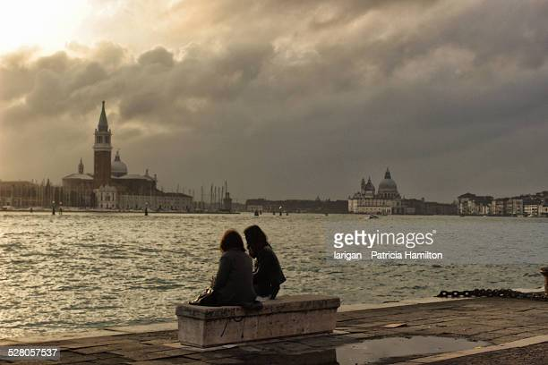 A relaxing evening in Venice