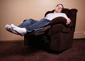 Relaxing Recliner