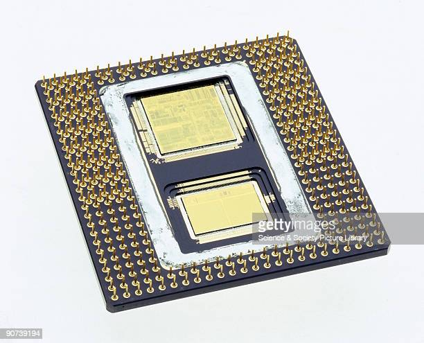 Released in the Autumn of 1995 the Pentium Pro processor is designed to fuel 32bit server and workstationlevel applications enabling fast...