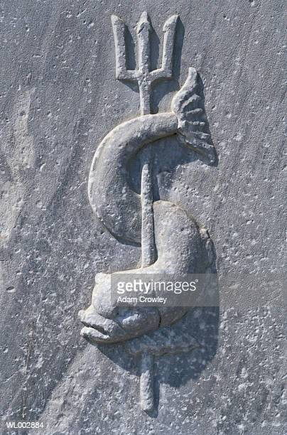 Relief of Dolphin and Trident