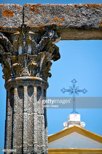 Religion and history at Evora