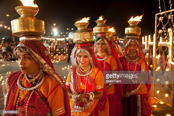 Religious festival.