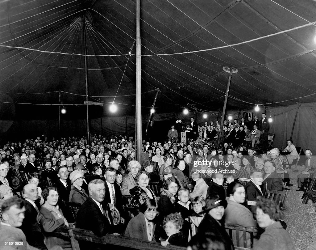picture of the tent of meeting New international version the israelites are to camp around the tent of meeting some distance from it, each of them under their standard and holding the banners of their family.