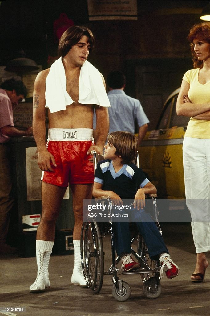TAXI - 'Reluctant Fighter' - Airdate on December 25, 1979. (Photo by ABC Photo Archives/ABC via Getty Images) TONY
