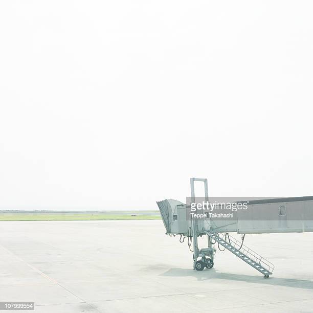 Passenger Boarding Bridge Stock Photos And Pictures