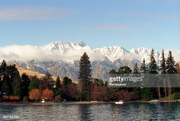 Remarkables Mountain Range