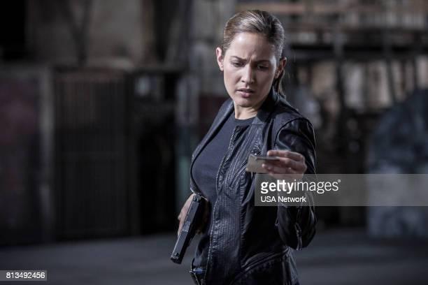 SHOOTER 'Remember the Alamo' Episode 202 Pictured Jaina Lee Ortiz as Angela Tio