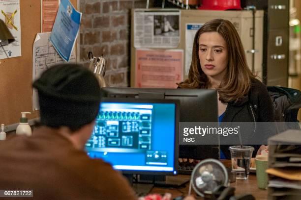 D 'Remember The Devil' Episode 416 Pictured Marina Squerciati as Kim Burgess