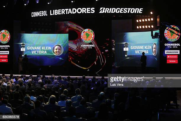 CONMEBOL remembers and honours journalist who died in a fatal airplane crash with Chapecoense's players during the Copa Libertadores 2017 Official...