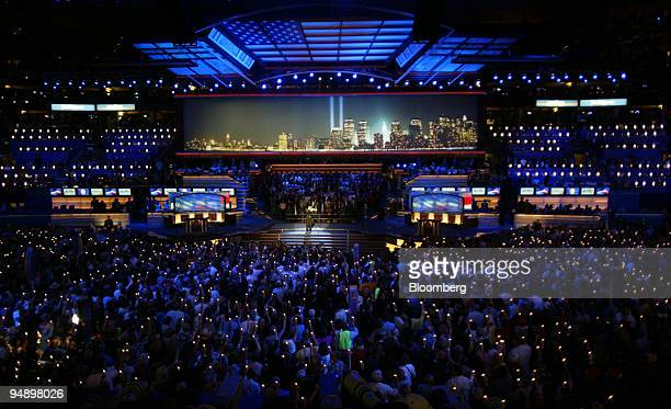 Remembrance of 9/11 takes place as a sixteen year old violinist plays Amazing Grace during the opening session of the Democratic National Convention...