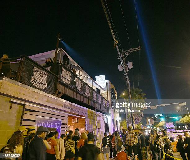 A remembrance of the loss of life and those injured from the incident at SXSW 2014 during the 2015 SXSW Music Film Interactive Festival at Paramount...