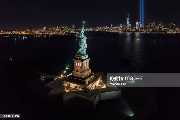 9/11 Remembrance - Tribute in Light