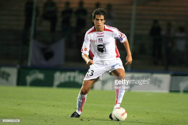 Remi FOURNIER Montpellier / Ajaccio 5e journee de Ligue 2