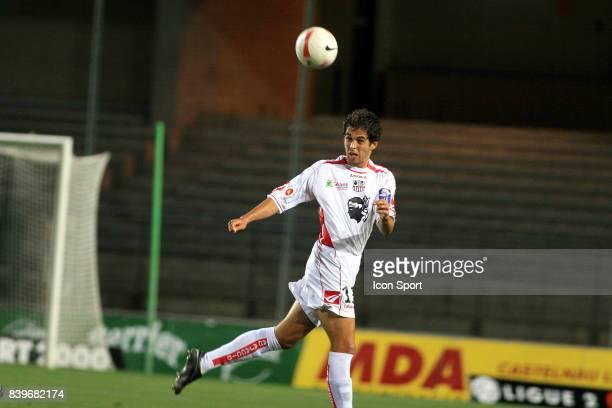 Remi FOURNIER Montpellier / Ajaccio 5e journee de Ligue 2