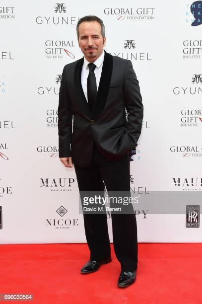 Remigio Pereira attends the Global Gift Gala for The Diana Award hosted by Earl Spencer at Althorp House on June 14 2017 in Northampton England