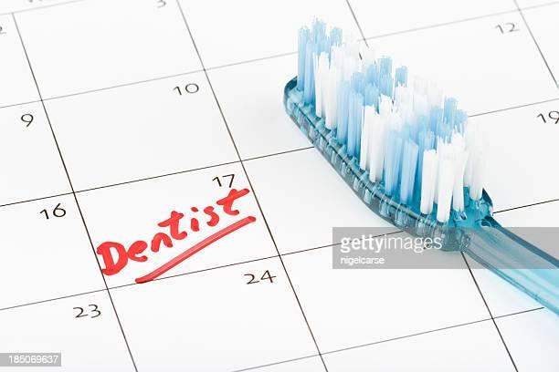 Rappel de dentiste rendez-vous