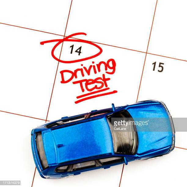 Reminder for Driving Test
