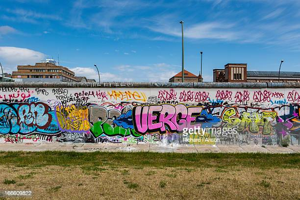 Remnant of the Berlin Wall