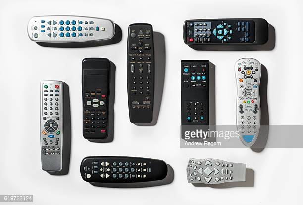 remote controls still life