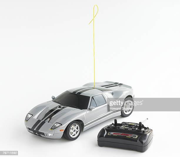 Remote controoled car, studio shot