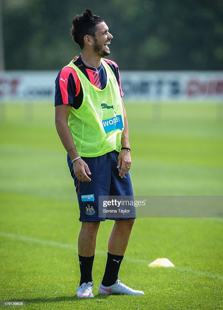 Newcastle United Return for Pre-Season Training