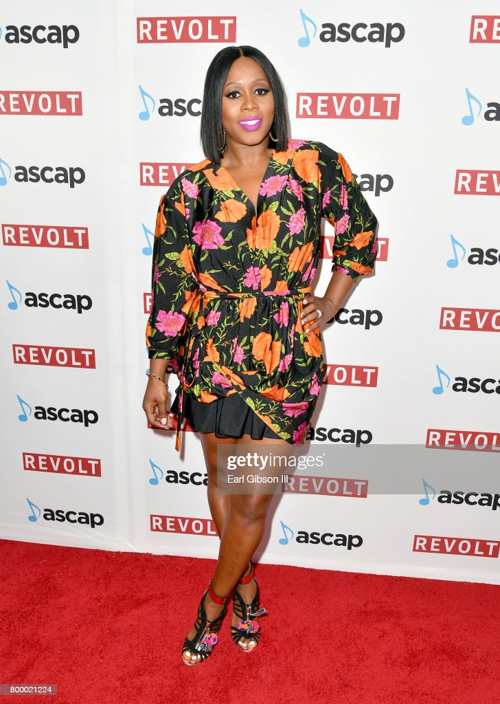 Remy Ma at the ASCAP 2017 Rhythm & Soul Music Awards at the Beverly Wilshire Four Seasons Hotel on June 22, 2017 in Beverly Hills, California.