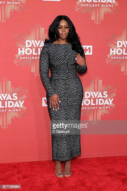 Remy Ma attends the 2016 VH1 Divas Holiday Unsilent Night at Kings Theatre on December 2 2016 in the Brooklyn borough of New York City