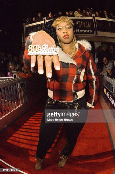 Remy Ma during 2006 VH1 Hip Hop Honors Red Carpet at Hammerstein Ballroom in New York City New York United States