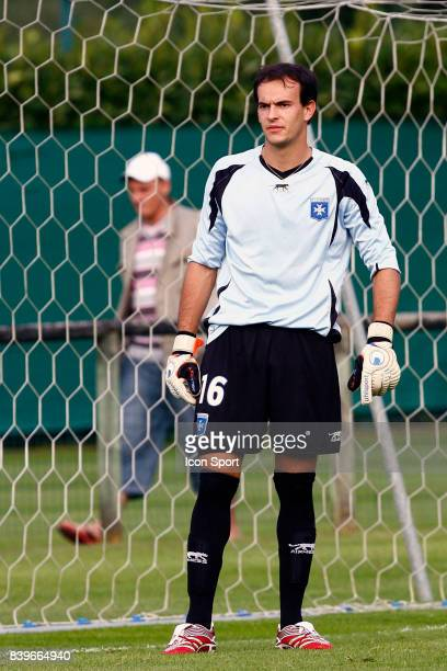 Remy RIOU UNFP / Auxerre Clairefontaine