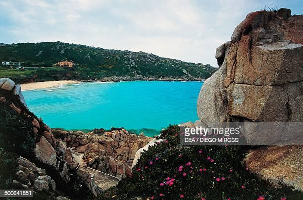 Rena Bianca beach Santa Teresa di Gallura Sardinia Italy