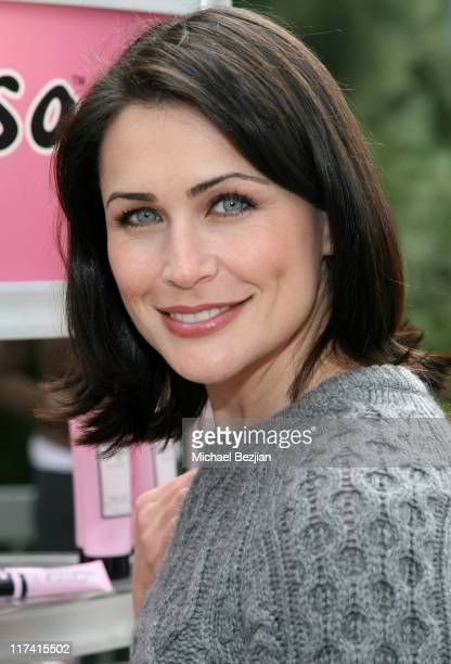 Rena Sofer at Principessa during 2007 Silver Spoon Golden Globes Suite Day 1 at Private Residence in Los Angeles California United States Photo by...